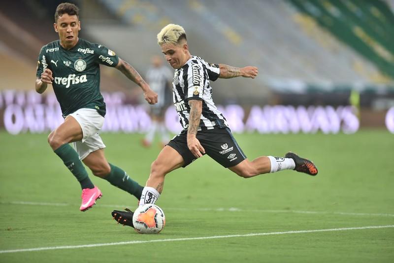 Atacante do Peixe foi oferecido ao Tricolor antes de desembarcar na Vila. Foto: Ivan Storti/Santos FC