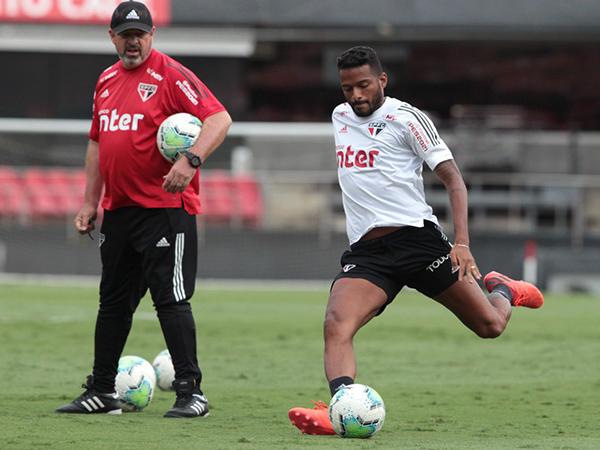 Tricolor será comandado por Marcos Vizolli. Foto: São Paulo FC/Divulgação