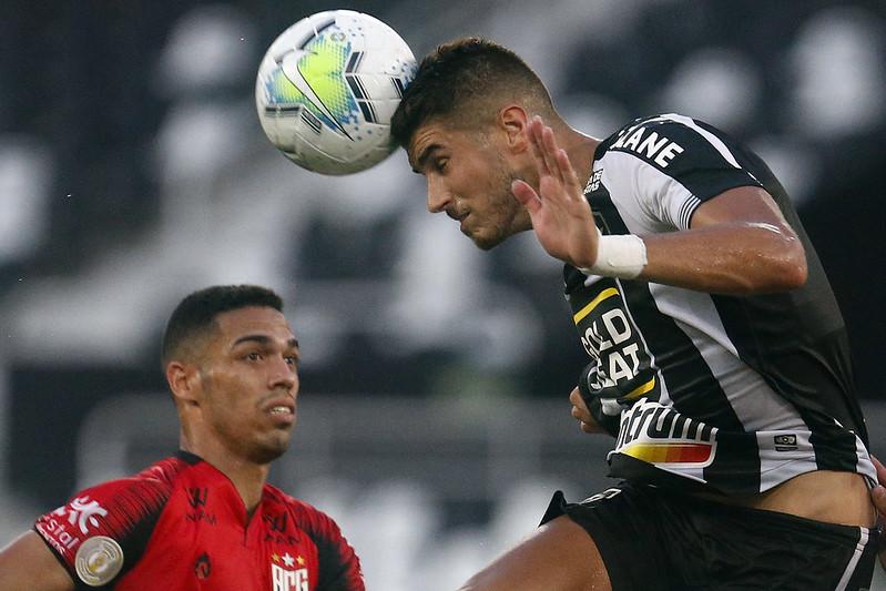 Pedro Raul desperta o interesse do Timão. Foto: Vítor Silva/Botafogo