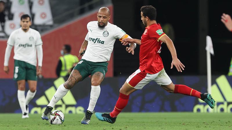 Verdão sai do Mundial sem marcar nenhum gol em 180 minutos. Foto: Cesar Greco