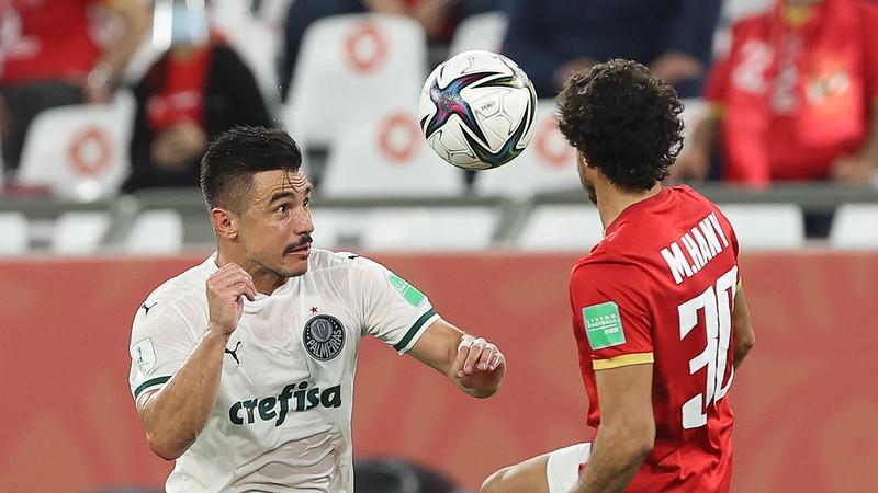 Atacante do Verdão destacou as dificuldades superadas pelo clube para chegar ao Mundial. Foto: Cesar Greco