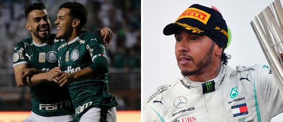 No futebol e na F1 os campeões serão conhecidos com muita antecedência
