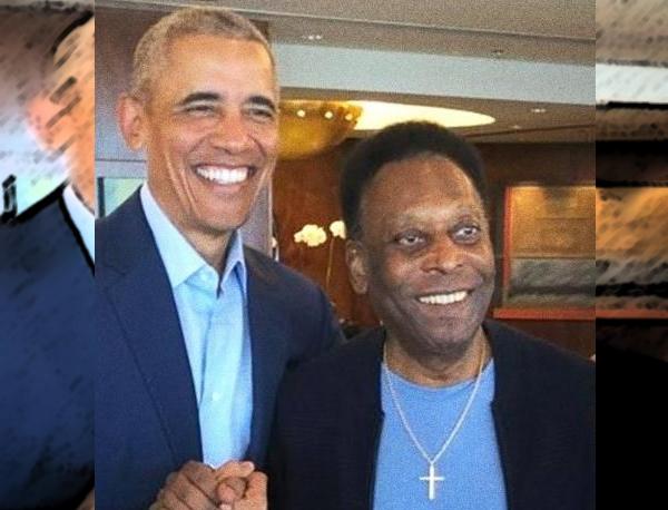 Obama veio a São Paulo para participar de um encontro sobre inovação digital na América Latina