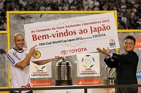 Repórter e editor do Portal Terceiro Tempo acompanhará passo a passo a participação do Corinthians no Mundial da Fifa