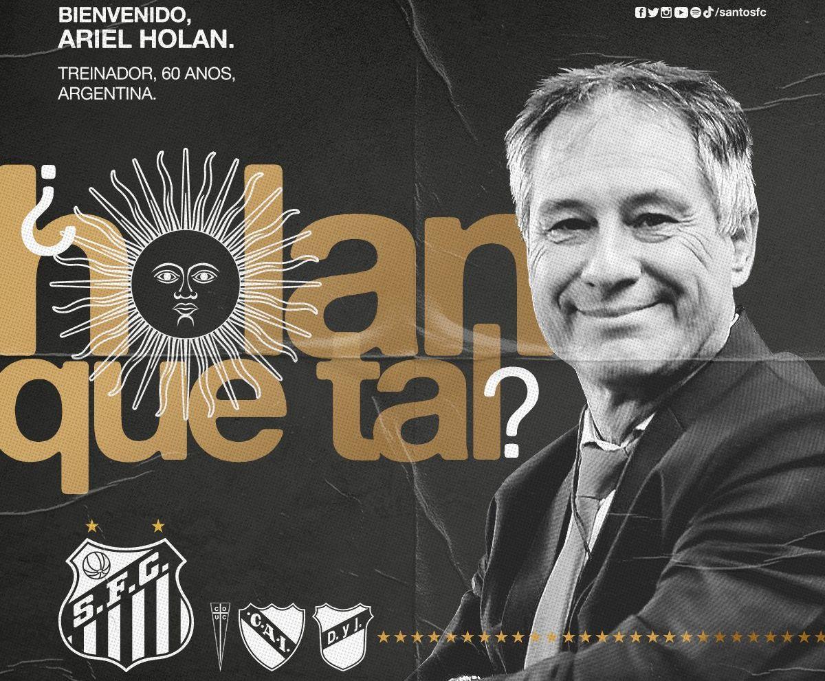 Campeão da Sul Americana com o Independiente em 2017, treinador estava na Universidad Católica. Foto: Divulgação