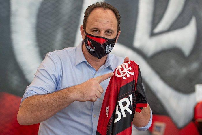 Quem conhece bem o Rogério Ceni sabe que ele não agiria de outra maneira. Foto: Alexandre Vidal/Flamengo
