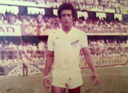 Ex-jogador estava internado em Santos. Foto: Divulgação