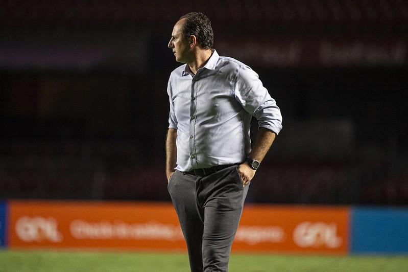 Treinador tem contrato com o Mengão até o final de 2021. Foto: Alexandre Vidal/Flamengo