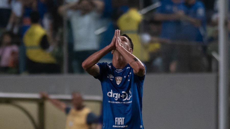 Equipe mineira joga neste domingo em São Paulo. Foto: Marcelo Alvarenga/AGIF/via UOL