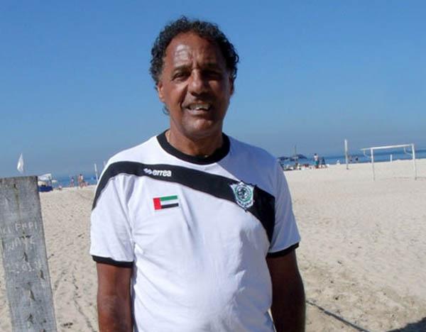 O ex-goleador trabalhava como treinador. Foto: Divulgação