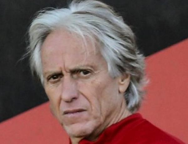 Jorge Jesus, treinador do Benfica. Foto: Divulgação