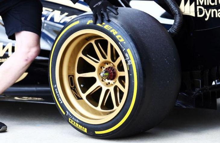 Compostos estarão instalados em rodas de 18 polegadas. Foto: Divulgação