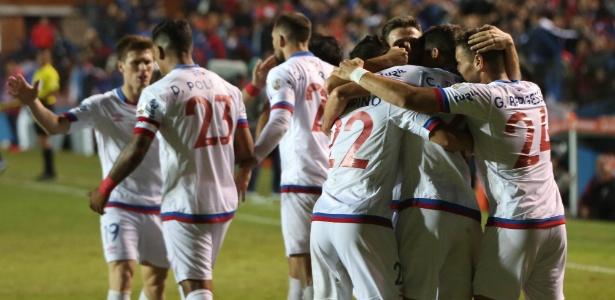 Sem pontuar contra o rival uruguaio, o Peixe perdeu a chance de garantir o primeiro lugar do Grupo 6 já nesta quinta rodada
