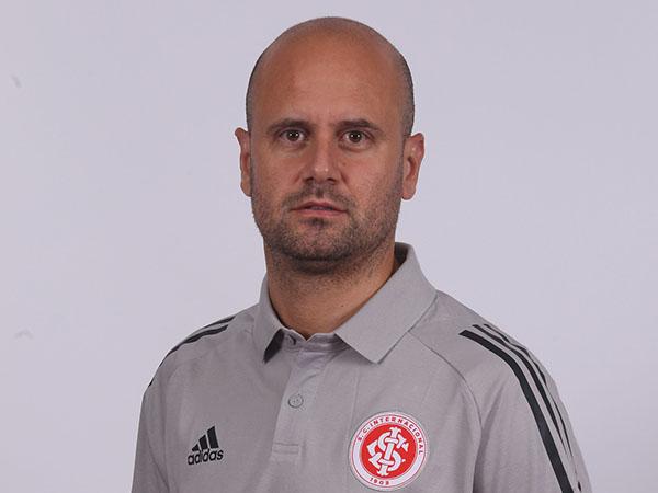 """Novo treinador colorado prometeu """"diversão"""" aos torcedores do clube. Foto: Ricardo Duarte/Internacional"""