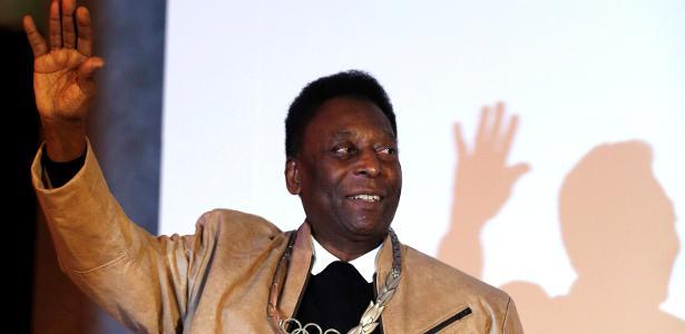 O clube paulista já estuda uma nova parceria com Pelé