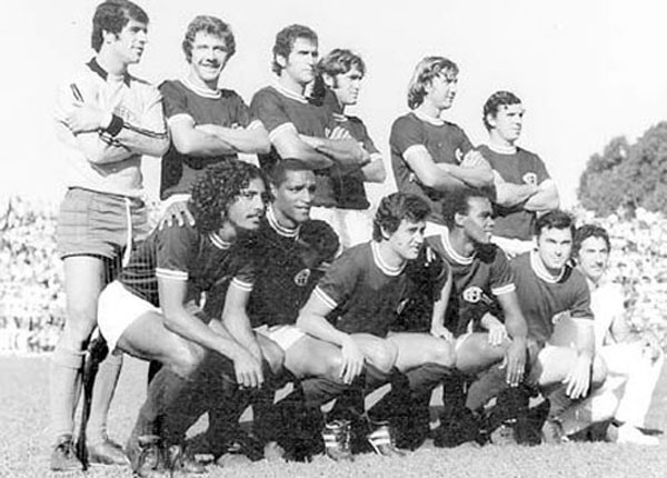 Ex-atacante defendeu o clube de Araraquara em 1972. Foto: Divulgação