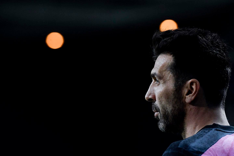Arqueiro da Juventus tem 43 anos e não descarta jogar mais dois anos. Foto: Reprodução