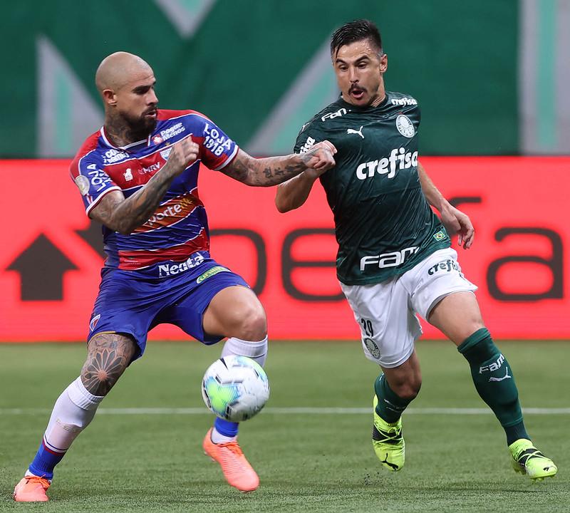 Willian tem contrato com o Verdão até dezembro de 2021. Foto: Cesar Greco