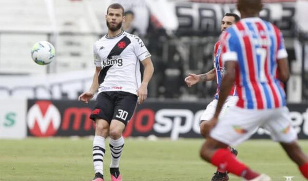Marcelo Alves não ficará em São Januário. Foto: Divulgação/Vasco