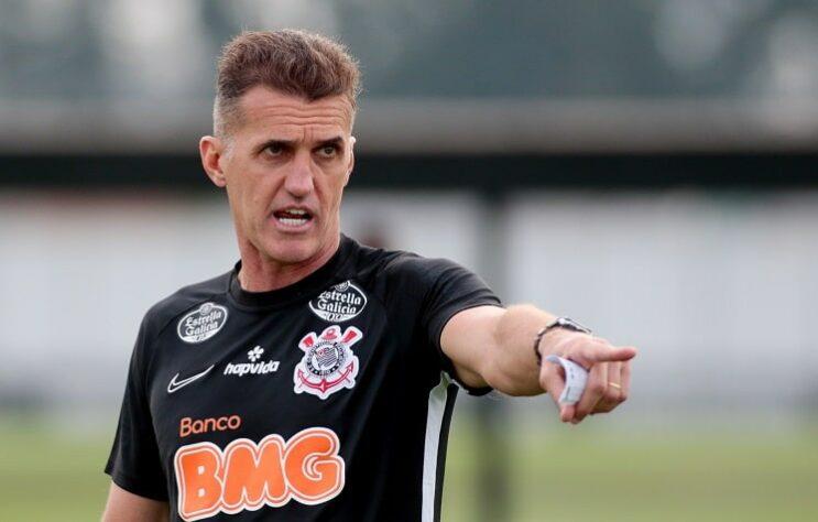 Treinador do Timão foi quem deu a primeira oportunidade a Neymar em 2009. Foto: Rodrigo Coca/Ag Corinthians