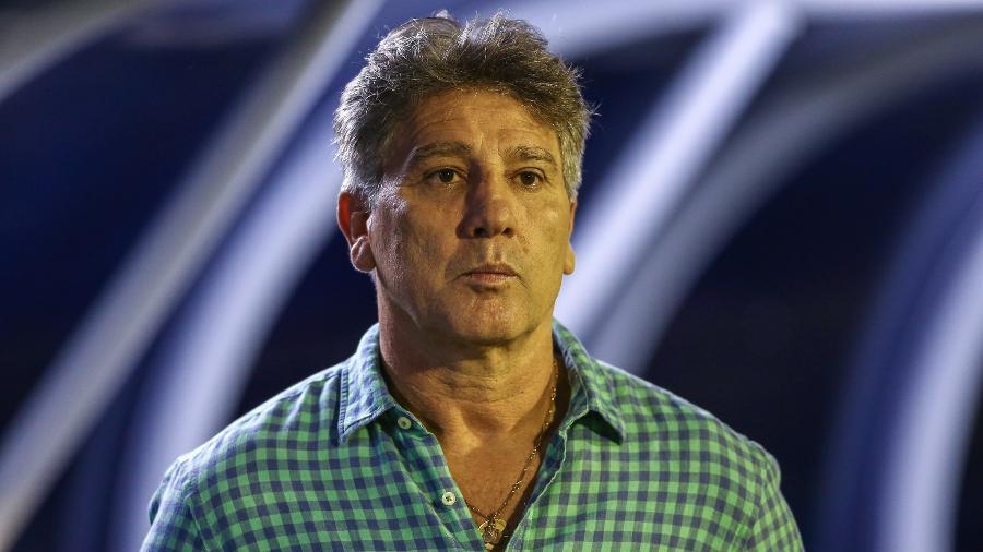 Grêmio venceu apenas um dos sete jogos que fez no Brasileirão. Foto: Lucas Uebel/Grêmio FBPA