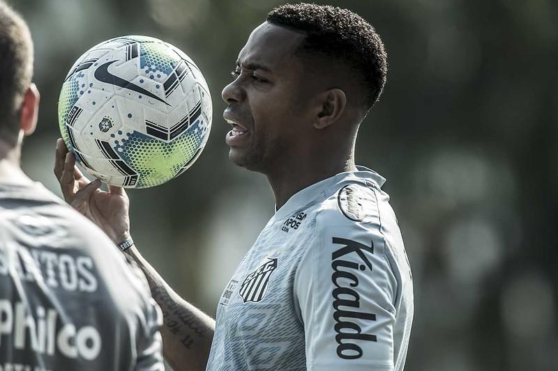 Jogador brasileiro foi condenado a nove anos de prisão na Itália. Foto: Ivan Storti/Santos FC