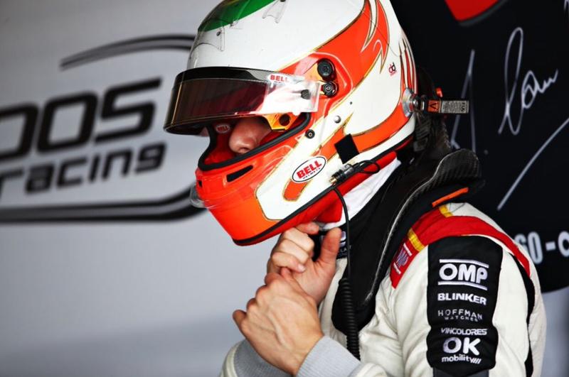 Piloto da Campos concluiu bem os trabalhos da pré-temporada. Foto: Divulgação/Campos Racing