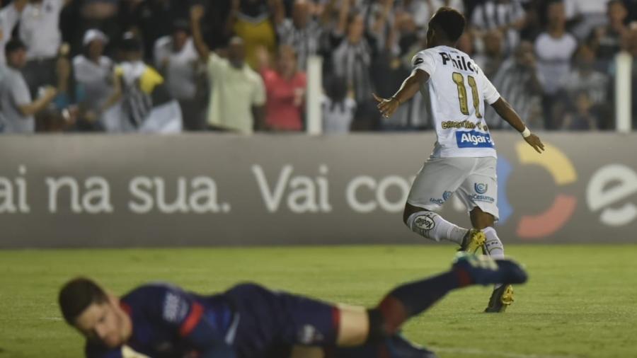 Rodrygo foi convocado para a seleção pré-olímpica. Foto: Ivan Storti | Santos FC