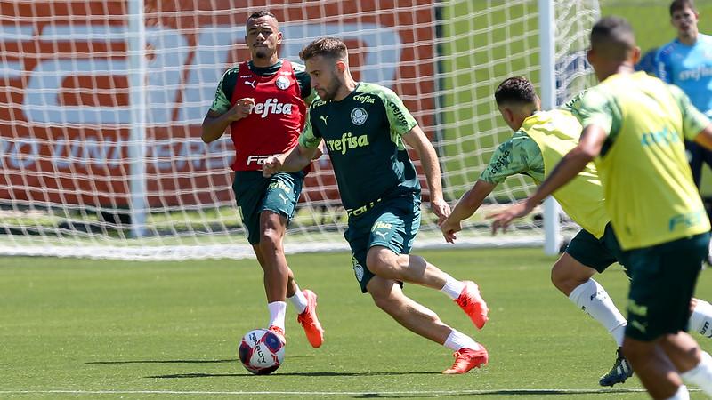 Verdão não terá nem mesmo o técnico Abel Ferreira na partida. Foto: Cesar Greco