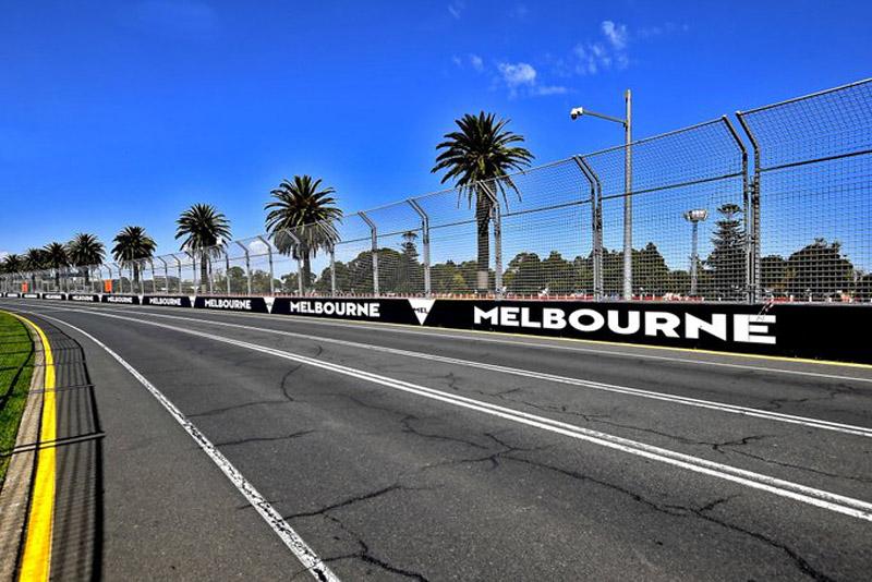 Etapa de Melbourne não foi realizada em 2020 por conta do início da pandemia. Foto: Scuderia Ferrari