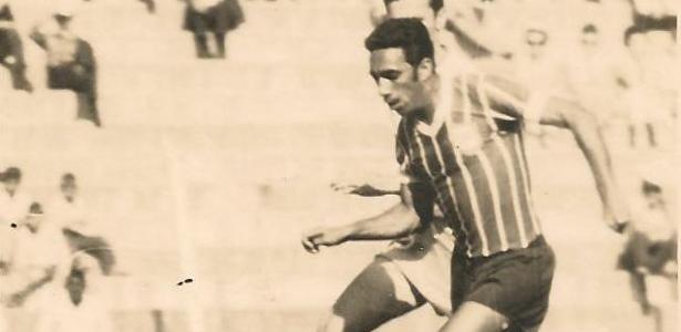Marino jogou no tricolor nos anos 60. Foto: Arquivo Pessoal