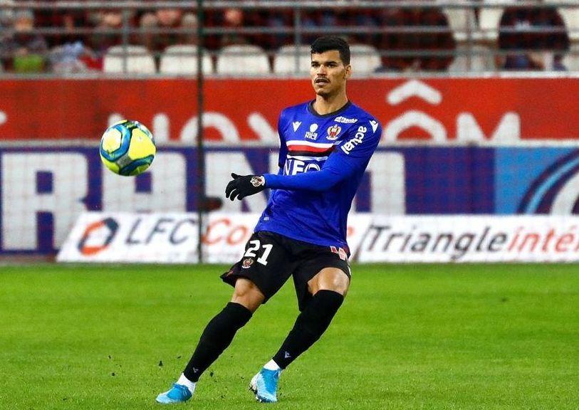 Danilo Barcelos é jogador do Nice e deve assinar contrato de um ano com o Verdão. Foto: Instagram/Reprodução