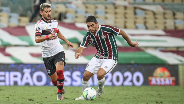 Equipes se enfrentam neste domingo no Maracanã. Foto: site oficial/Fluminense