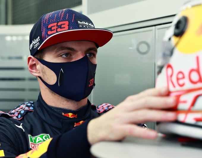 Piloto holandês encerra atividade no Bahrein com saldo positivo. Foto: Red Bull Racing