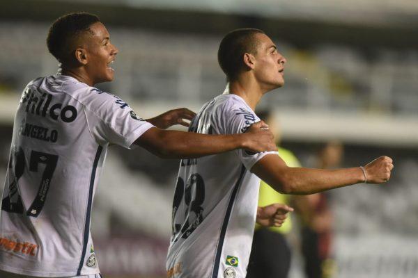 Equipe brasileira joga por um empate na Venezuela. Foto: Ivan Storti/Santos FC