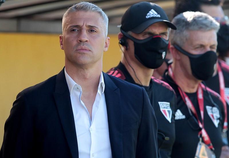 Treinador Tricolor indicou nomes de defensores e aguarda a chegada de mais reforços. Foto: Rubens Chiri/saopaulofc.net