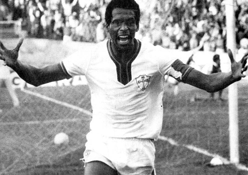 Saudoso craque marcou época pelo time do Canindé. Foto: Divulgação