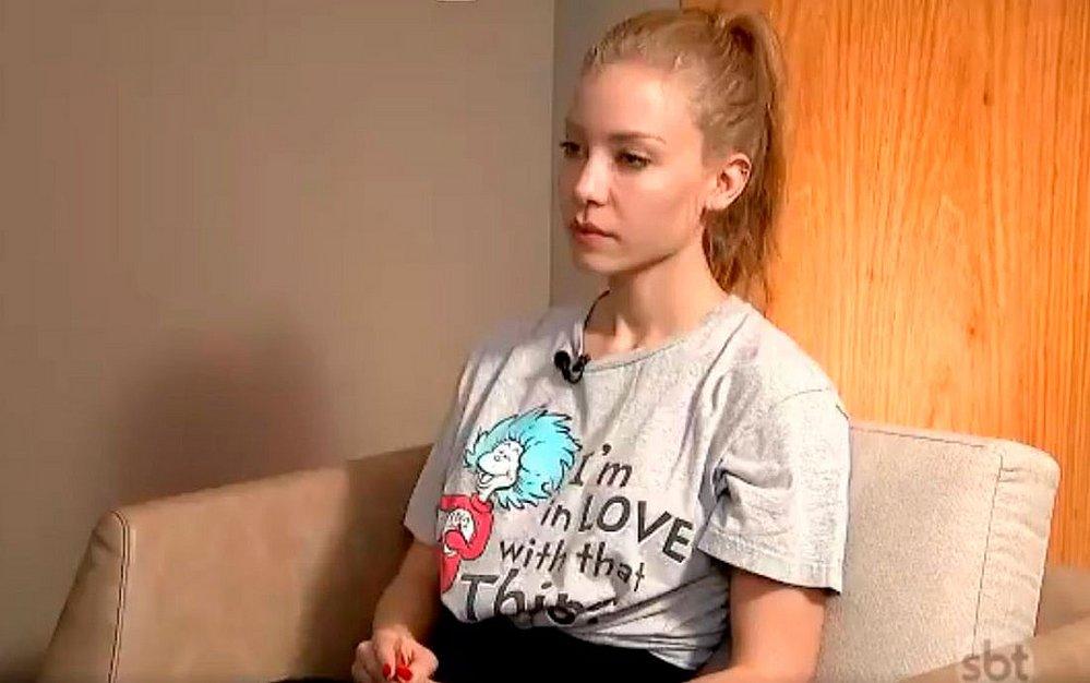 Modelo acusou jogador de estupro na França. Foto: Reprodução/TV Record