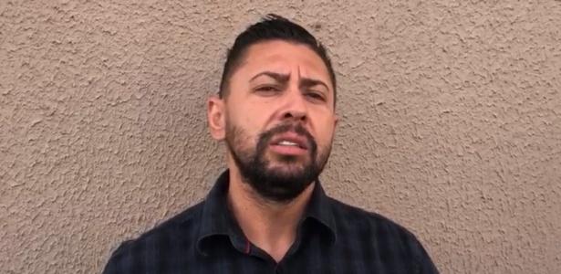 Edison Brittes, conhecido como Juninho, deu depoimento à polícia e confessou o crime. Foto: Reprodução