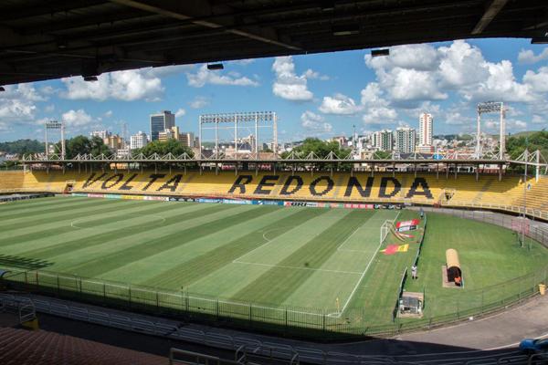 Estádio Raulino de Oliveira, em Volta Redonda. Foto: Divulgação
