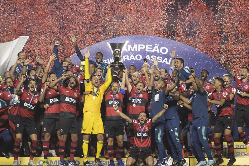 Campeonato Brasileiro terá início em 30 de maio. Foto: Lucas Figueiredo/CBF