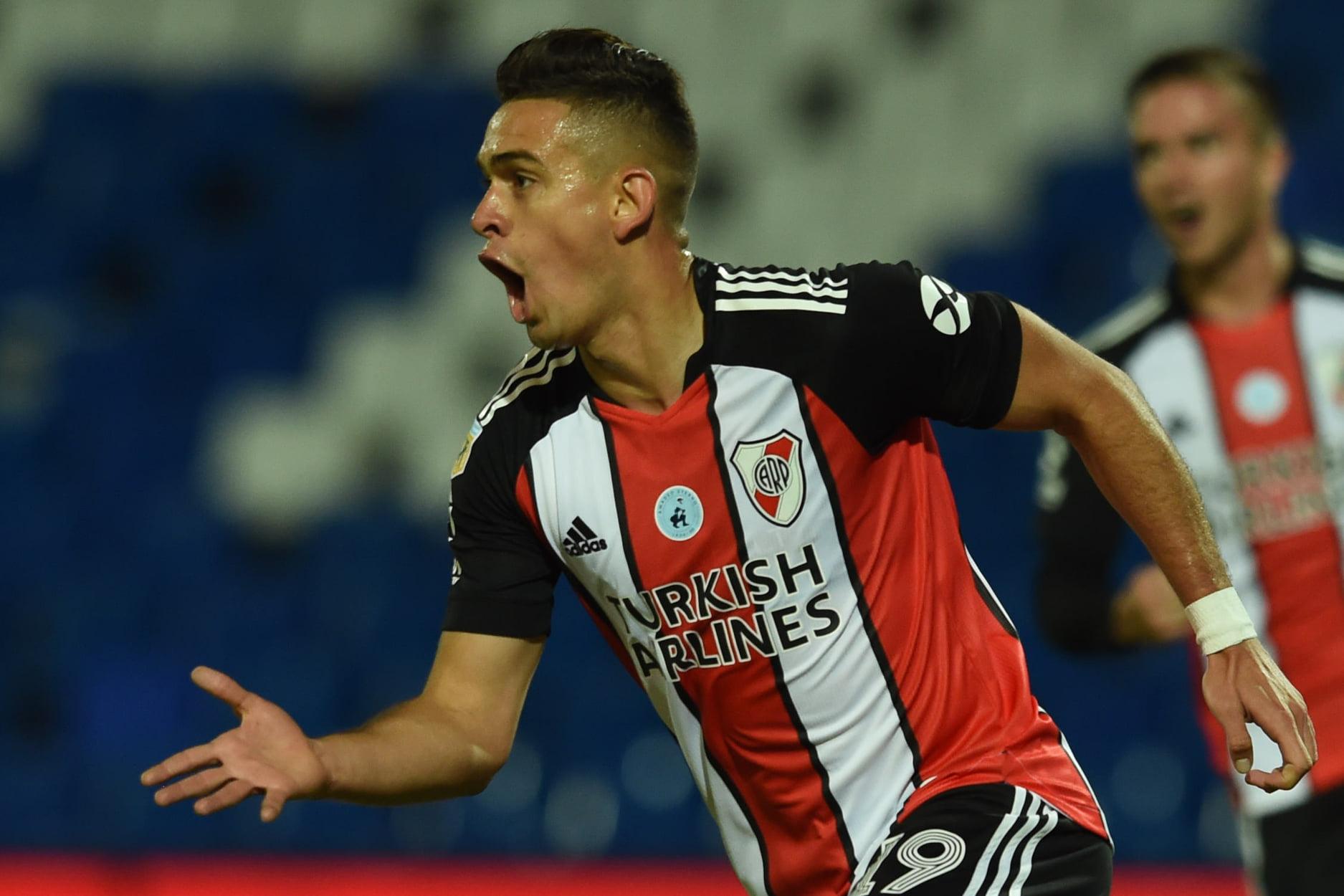 Tricolor Gaúcho fez proposta de um pré-contrato para Borré. Foto: Facebook/Reprodução