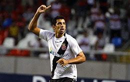 Sem querer, Diego Souza reaproximou recentemente os parceiros Traffic e Vasco