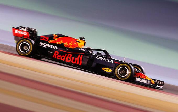 Holandês da Red Bull vive um fim de semana perfeito até agora. Foto: Red Bull Racing