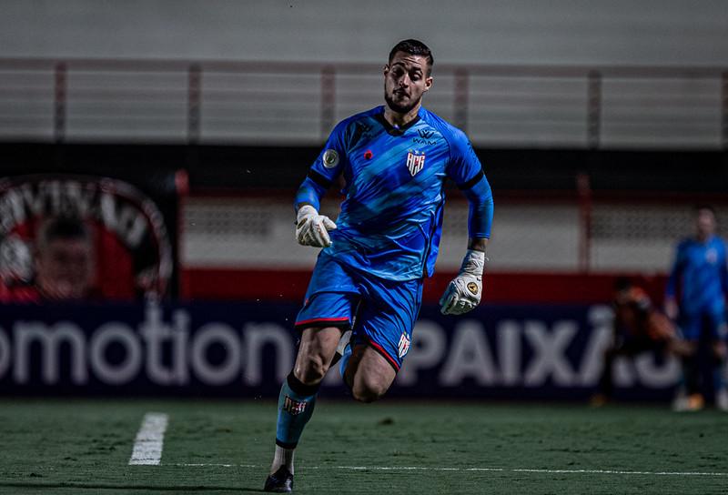 Jean disputou a temporada 2020 pelo Atlético-GO. Foto: Heber Gomes/ACG