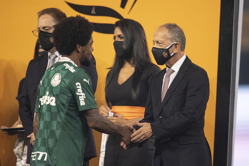 Walter Feldman destacou o papel do futebol na luta contra o coronavírus. Foto: Thais Magalhães/CBF