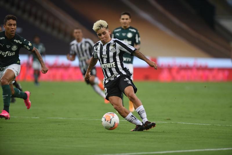 Jogo do Peixe contra o San Lorenzo, pela Libertadores, está marcado para a capital federal. Foto: Ivan Storti/Santos FC