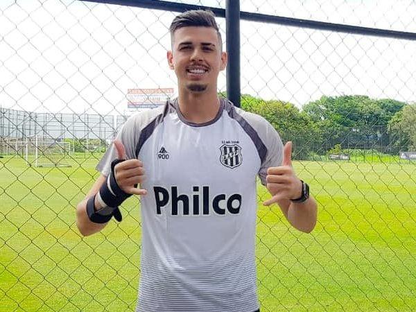 Ivan entrou na mira do clube português. Foto: Facebook/Reprodução