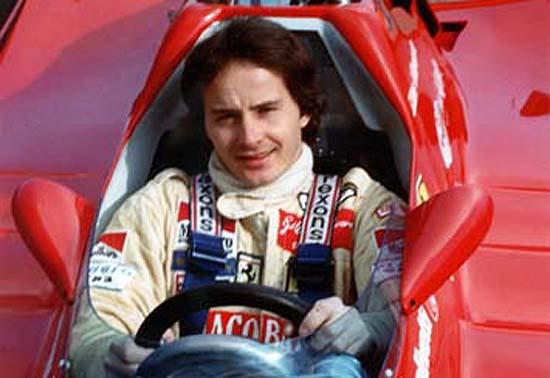Piloto era a aposta do time italiano para conquistar vários títulos