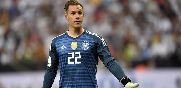 Ter Stegen perderá jogos da Alemanha. Foto: AP Photo/Martin Meissner/Via UOL